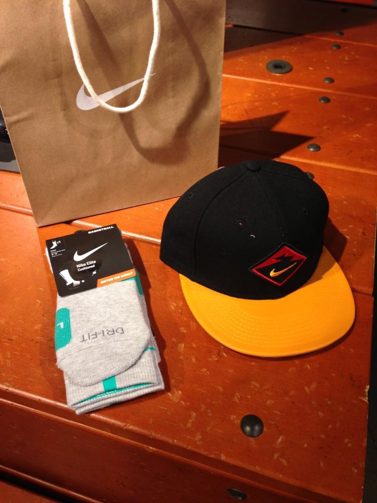 I love Vegas - Nike Store
