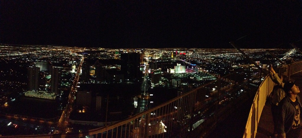 I Love Vegas - Panoramic
