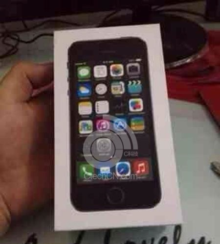iPhone 5s - New Home Button