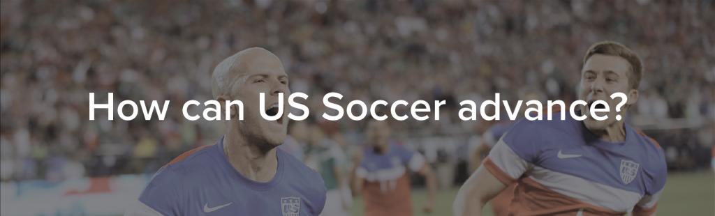 US Soccer Scenarios